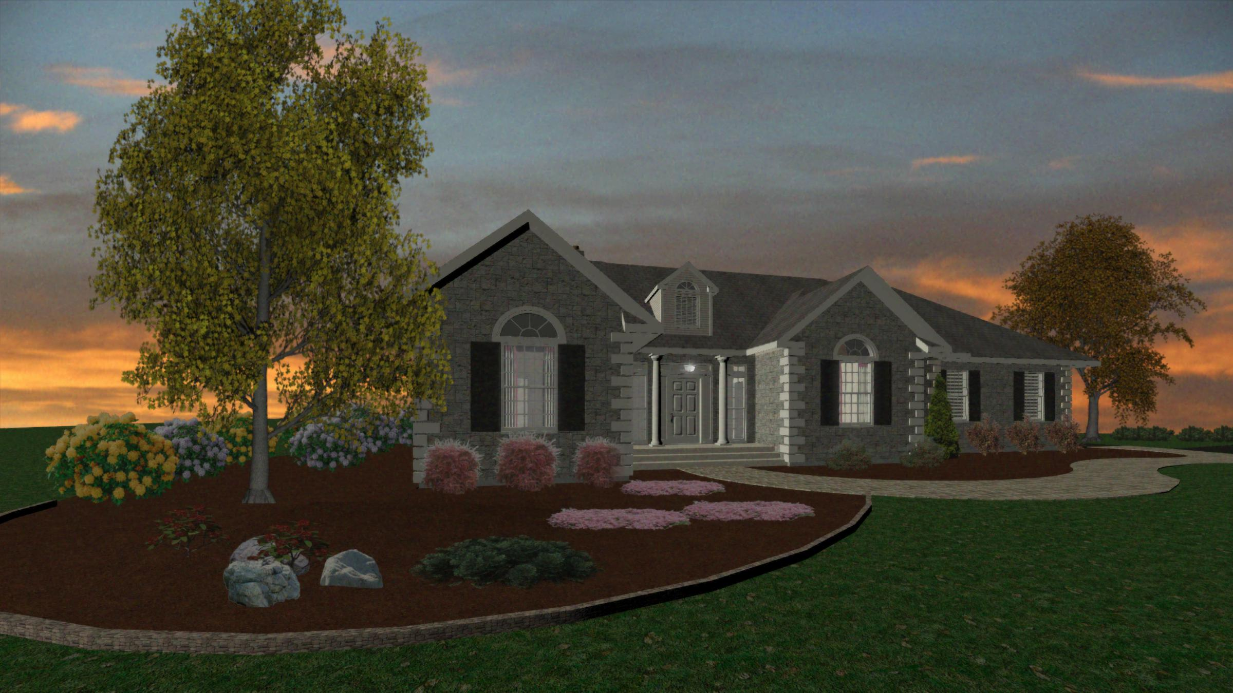 Stone Ranch-Painting-4