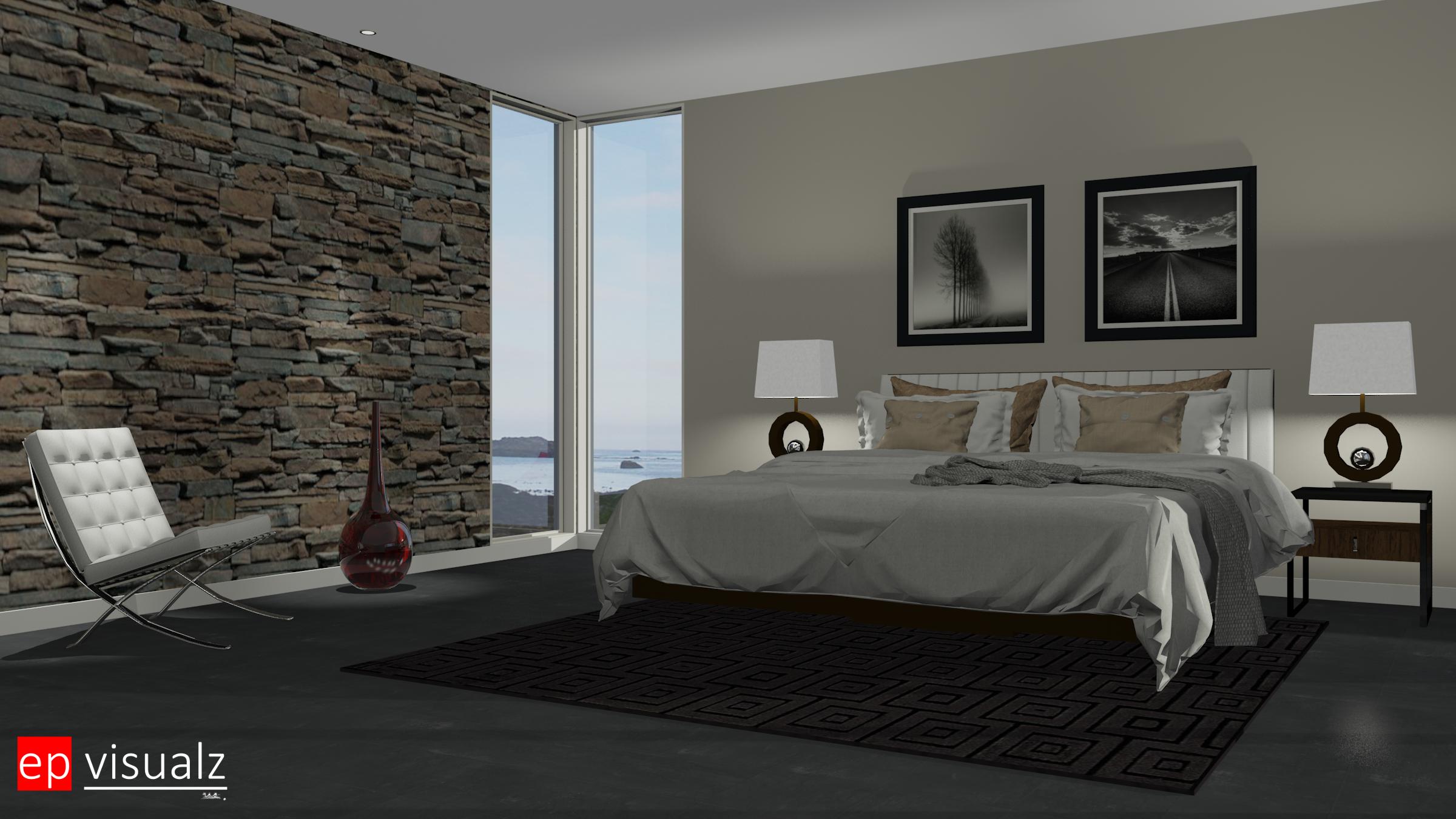 Bedroom-Modern 2 RT