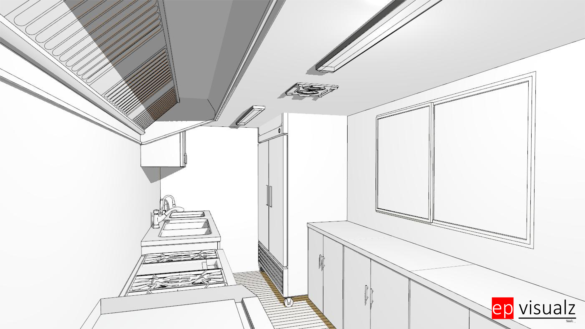 Food Truck-interior 1