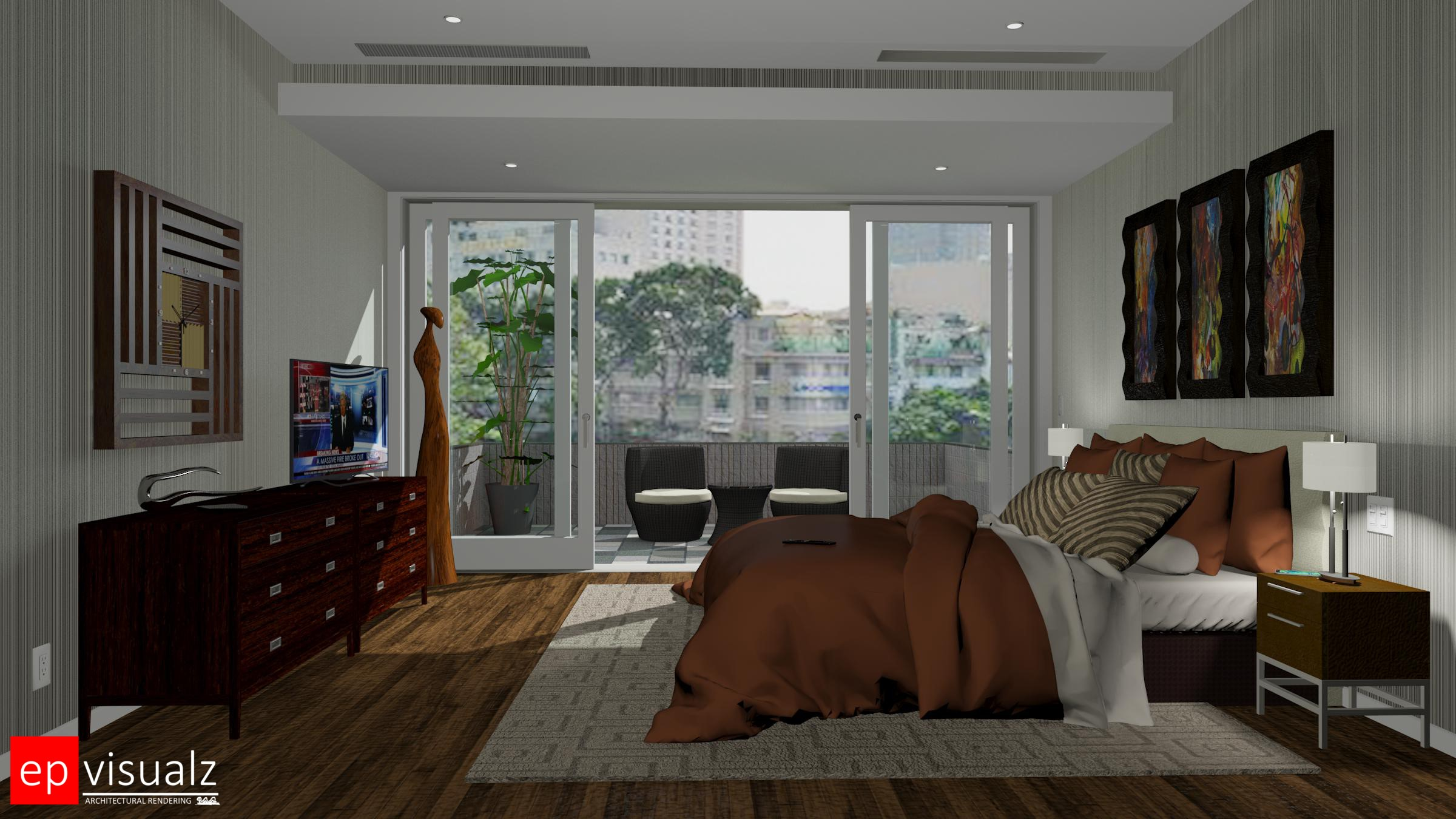 Architectural renderings service
